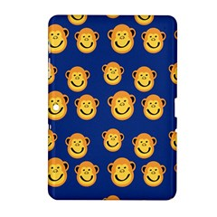 Monkeys Seamless Pattern Samsung Galaxy Tab 2 (10.1 ) P5100 Hardshell Case