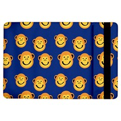 Monkeys Seamless Pattern iPad Air Flip