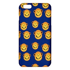 Monkeys Seamless Pattern iPhone 6 Plus/6S Plus TPU Case