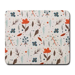 Seamless Floral Patterns  Large Mousepads