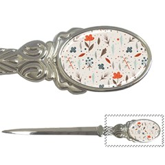 Seamless Floral Patterns  Letter Openers
