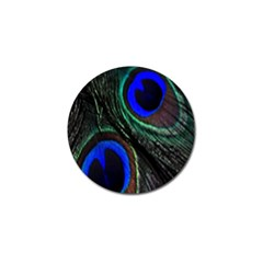 Peacock Feather Golf Ball Marker (10 Pack)