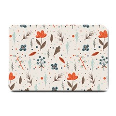 Seamless Floral Patterns  Small Doormat