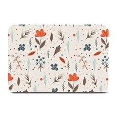 Seamless Floral Patterns  Plate Mats