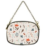 Seamless Floral Patterns  Chain Purses (Two Sides)  Front