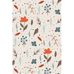 Seamless Floral Patterns  5.5  x 8.5  Notebooks