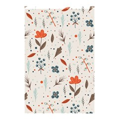 Seamless Floral Patterns  Shower Curtain 48  x 72  (Small)