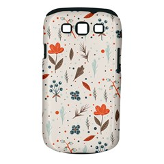 Seamless Floral Patterns  Samsung Galaxy S III Classic Hardshell Case (PC+Silicone)