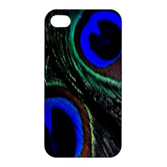 Peacock Feather Apple iPhone 4/4S Hardshell Case