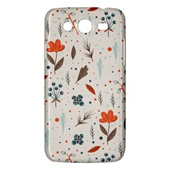 Seamless Floral Patterns  Samsung Galaxy Mega 5.8 I9152 Hardshell Case