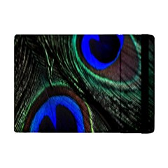 Peacock Feather Apple iPad Mini Flip Case