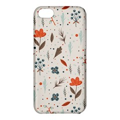 Seamless Floral Patterns  Apple iPhone 5C Hardshell Case