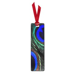 Peacock Feather Small Book Marks