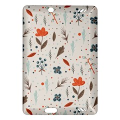 Seamless Floral Patterns  Amazon Kindle Fire HD (2013) Hardshell Case