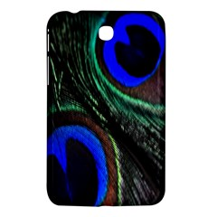 Peacock Feather Samsung Galaxy Tab 3 (7 ) P3200 Hardshell Case