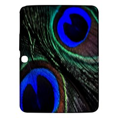 Peacock Feather Samsung Galaxy Tab 3 (10.1 ) P5200 Hardshell Case