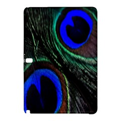 Peacock Feather Samsung Galaxy Tab Pro 12.2 Hardshell Case