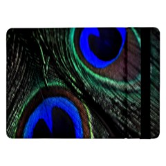 Peacock Feather Samsung Galaxy Tab Pro 12.2  Flip Case