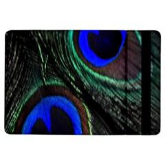 Peacock Feather iPad Air Flip