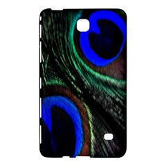 Peacock Feather Samsung Galaxy Tab 4 (7 ) Hardshell Case