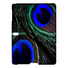 Peacock Feather Samsung Galaxy Tab S (10.5 ) Hardshell Case