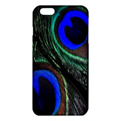 Peacock Feather Iphone 6 Plus/6s Plus Tpu Case