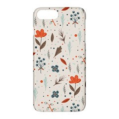 Seamless Floral Patterns  Apple Iphone 7 Plus Hardshell Case