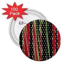 Alien Animal Skin Pattern 2 25  Buttons (100 Pack)