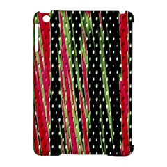 Alien Animal Skin Pattern Apple iPad Mini Hardshell Case (Compatible with Smart Cover)