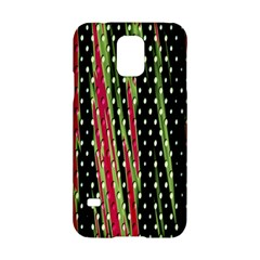 Alien Animal Skin Pattern Samsung Galaxy S5 Hardshell Case