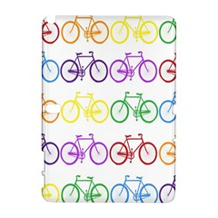 Rainbow Colors Bright Colorful Bicycles Wallpaper Background Galaxy Note 1