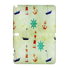 Vintage Seamless Nautical Wallpaper Pattern Galaxy Note 1