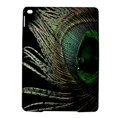 Feather Peacock Drops Green Ipad Air 2 Hardshell Cases