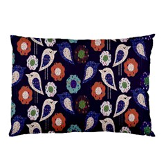 Cute Birds Pattern Pillow Case (Two Sides)