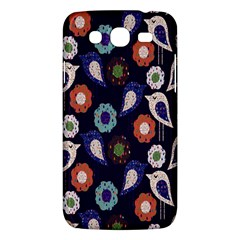 Cute Birds Pattern Samsung Galaxy Mega 5.8 I9152 Hardshell Case