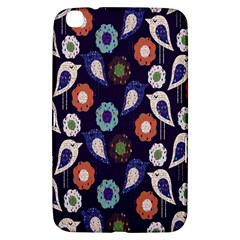 Cute Birds Pattern Samsung Galaxy Tab 3 (8 ) T3100 Hardshell Case