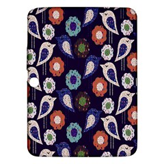Cute Birds Pattern Samsung Galaxy Tab 3 (10.1 ) P5200 Hardshell Case