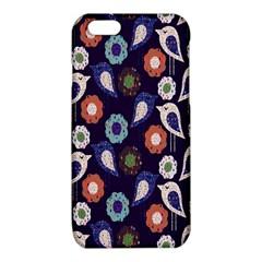 Cute Birds Pattern iPhone 6/6S TPU Case