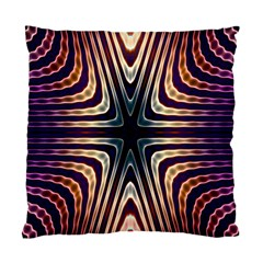 Colorful Seamless Vibrant Pattern Standard Cushion Case (One Side)