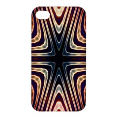 Colorful Seamless Vibrant Pattern Apple iPhone 4/4S Hardshell Case