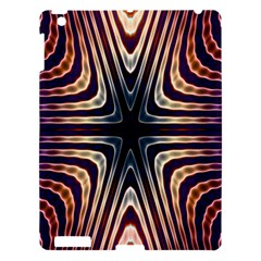 Colorful Seamless Vibrant Pattern Apple iPad 3/4 Hardshell Case