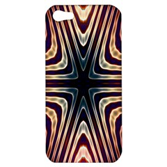 Colorful Seamless Vibrant Pattern Apple iPhone 5 Hardshell Case