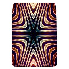 Colorful Seamless Vibrant Pattern Flap Covers (S)