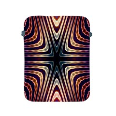 Colorful Seamless Vibrant Pattern Apple iPad 2/3/4 Protective Soft Cases