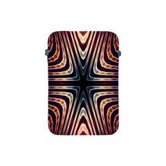 Colorful Seamless Vibrant Pattern Apple Ipad Mini Protective Soft Cases