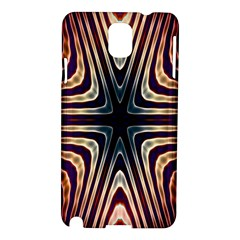 Colorful Seamless Vibrant Pattern Samsung Galaxy Note 3 N9005 Hardshell Case