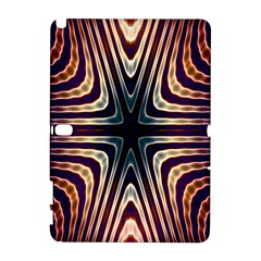 Colorful Seamless Vibrant Pattern Galaxy Note 1