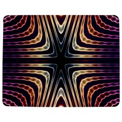 Colorful Seamless Vibrant Pattern Jigsaw Puzzle Photo Stand (rectangular)