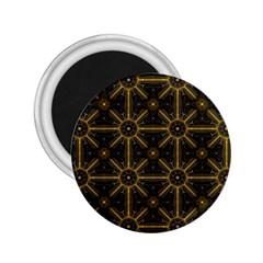 Seamless Symmetry Pattern 2.25  Magnets