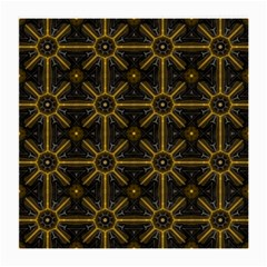 Seamless Symmetry Pattern Medium Glasses Cloth